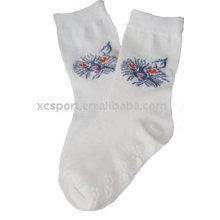 Gestrickte niedliche Anti-Rutsch-Socken