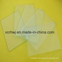 China Cr 39 Anti Spritzdeckel Objektiv zum Schweißen, Beschermglas Cr39, Spatglas Voorkant Cr-39 Linse, Vorsatzscheiben Cr39, Cr 39 Schweißdeckel Objektiv, Cr39 Schweißlinse