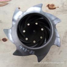 Fundição por cera perdida / fundição de precisão ANSI Chemical Durco Pump Impeller