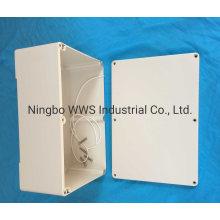 Molded Outdoor Waterproof IP66 Plastic Junction Box