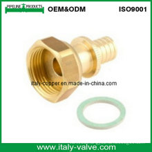 Brass Adaptor Union for Hose Pipe (PEX-011)