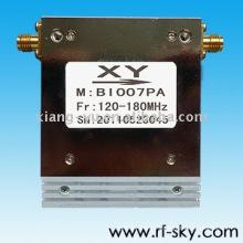 Isoladores de banda larga passiva de 120 a 180 MHz