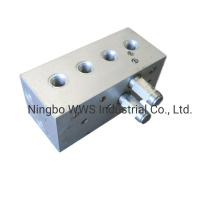 High Precision Hydraulic Valve Manifold