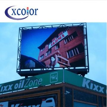 P6 outdoor LED Display Panel for Wall Advertising