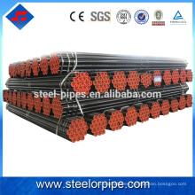 2016 Productos calientes astm a312 tubo de acero inoxidable sin costura