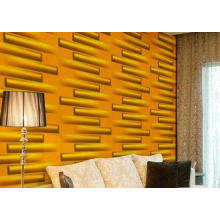 Removable Decorative Wall Panel 3D Wallpapers For Home Wall