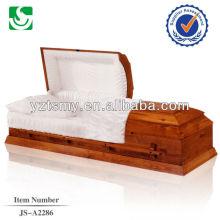 American style casket design