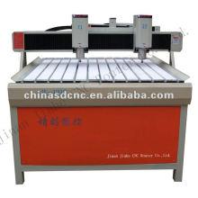 Máquina JK-1212 de la carpintería del ranurador del CNC