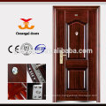 Front Entrance security modern models metal Doors