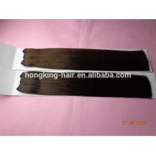 16 pouces / 18 pouces / 20 pouces / 22 pouces / 24 pouces 100% cheveux extension cheveux humains 90 cm