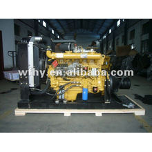 1800 tr / min avec embrayage R4105IZG moteur ricardo diesel