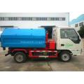 New arrival JAC mini electric hook loader truck