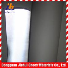 Alta qualidade couro reflexivo de destaque para sapatos