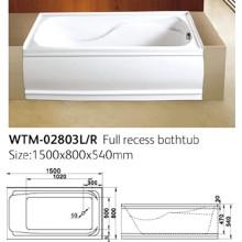 Фартук акриловая ванна с сертификацию cupc