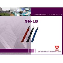 Gainé de plastique Ascenseur Balance compensant la chaîne (SN-LB)
