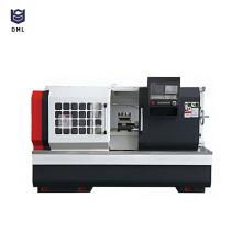 Qualität Metallbearbeitung CNC-Schrägbett-Drehmaschine