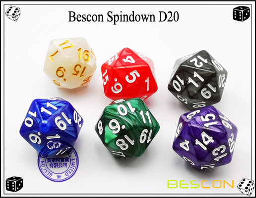 Bescon Spindown D20-1