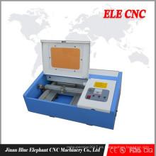 máquina de corte láser / mini máquina de escritorio