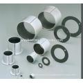 Rodamiento de acero inoxidable SS304, casquillo de acero inoxidable SS316, casquillo de rodamiento de acero inoxidable con recubrimiento de teflón SF-1S