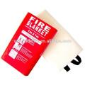 fire blanket specification/ 1.2*1.8m fire blanket/Cobertor De Fogo fire blanket