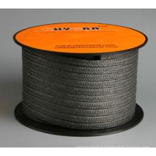 Fibre de Graphite PTFE tressé d'emballage (P1140)