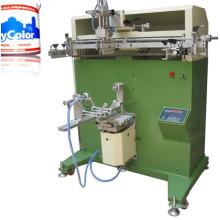 215mm Cylinder/Flat Bottle Screen Printing Machine