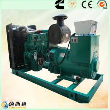 Generador silencioso portátil 220kw CUMMINS para el uso industrial