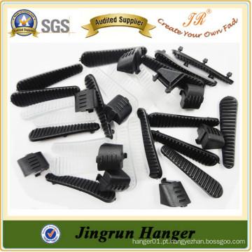 China Fabricação de suspensão de plástico Qualidade Anti-slip Hanger Chip