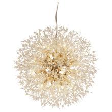 Oversized Crystal Pendant Light