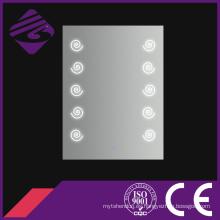Jnh241 Espejo decorativo del sensor del cuarto de baño de la venta LED de la decoración caliente del LED