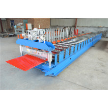 Galvanized Steel Corrugated Sheet Cold Forming Machine