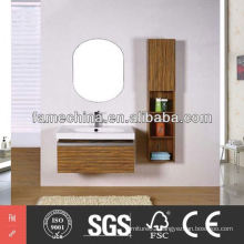 2014 Commercial floor standing tall bathroom vanity cabinet
