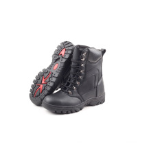 Safety Army Boots with Rubber Outsole (SN5132)