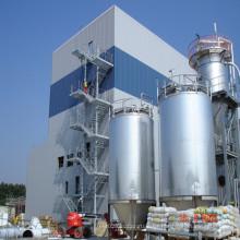 Taller prefabricado de la industria de estructura de acero / cobertizo
