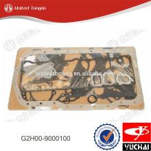 G2H00-9000100 kit de junta do motor yuchai para YC4G