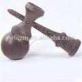 juguete popular de madera del kendama del cicken-wing, kendama al por mayor