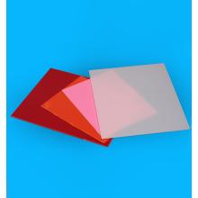 Красочные ABS Инженерный пластик плиты