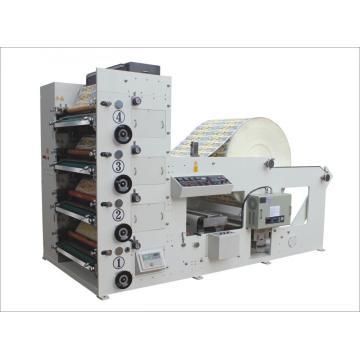 máquina de impressão do copo de papel de cor 4