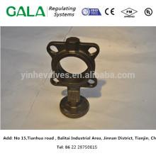 Válvula de mariposa de hierro fundido nuevos productos de china supplier