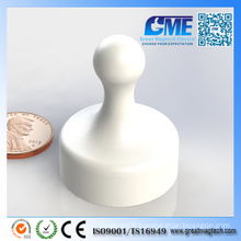 Strong NdFeB N40 Rare Earth Permanent Pot Magnet