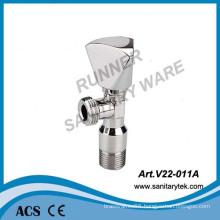 Brass Chromed Angle Valve (V22-011A)
