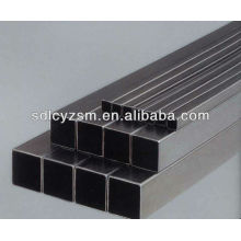 steel square tubing standard sizes