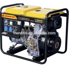 Generador diesel pequeño para uso doméstico