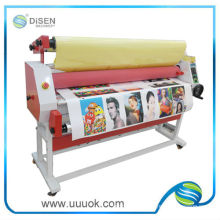 Máquina de la laminación de la película de alta calidad 1600mm pvc