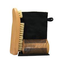 Peigne à barbe en bois Amazon peigne à poux en bois