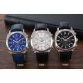 Multifunction Big Dial Business Mens Watches Luminous Digital