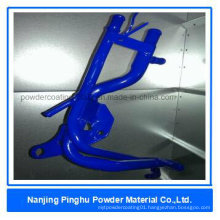 Blue Electrostatic Spray Powder Coating and Paint