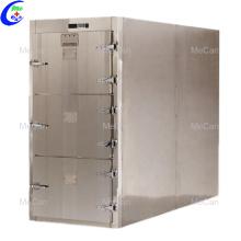 Réfrigérateurs de congélateur mortuaire Réfrigérateur de morgue produit