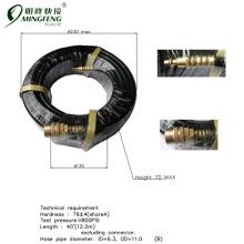 Qualidade garantida Baixo preço polegadas mangueiras de pvc