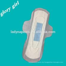 Komfort und Softe trockene Webart Dame Damenbinde